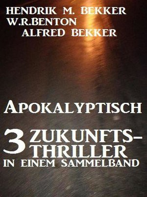 cover image of Apokalyptisch