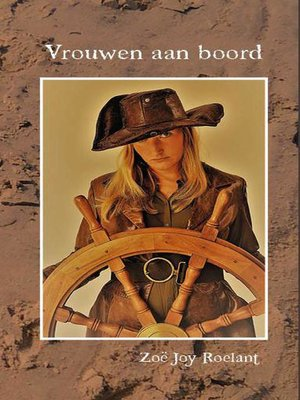 cover image of Vrouwen aan boord