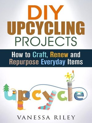 cover image of DIY Upcycling Projects