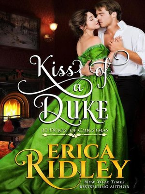 cover image of Kiss of a Duke