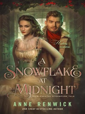 cover image of A Snowflake at Midnight