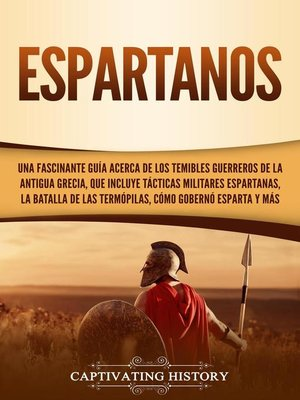 cover image of Espartanos