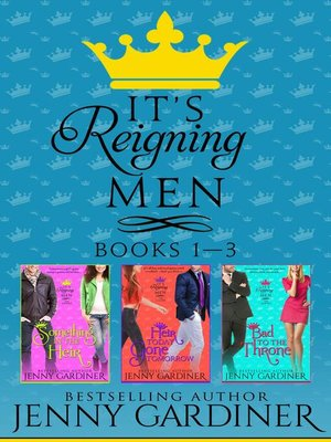 cover image of It's Reigning Men--Books 1--3