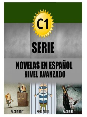 cover image of C1 Bundle--Spanish Novels for Advanced Learners