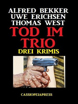 cover image of Tod im Trio