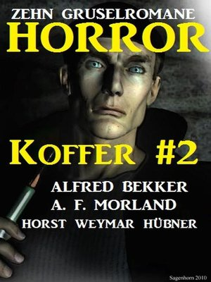 cover image of Horror-Koffer #2