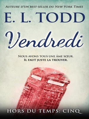 cover image of Vendredi