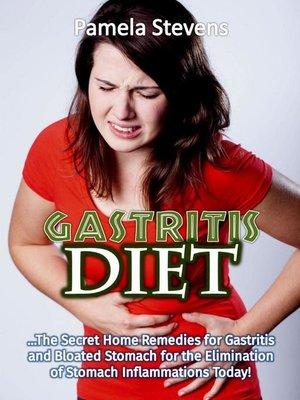 cover image of Gastritis Diet