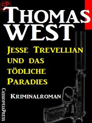 cover image of Jesse Trevellian und das tödliche Paradies