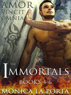 cover image of The Immortals--Books 4-6