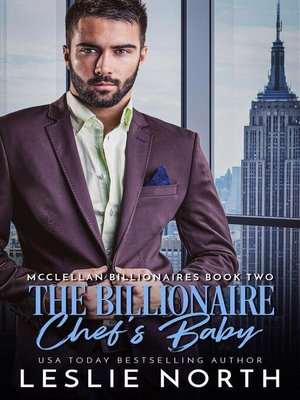 cover image of The Billionaire Chef's Baby