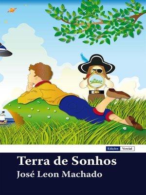 cover image of Terra de Sonhos