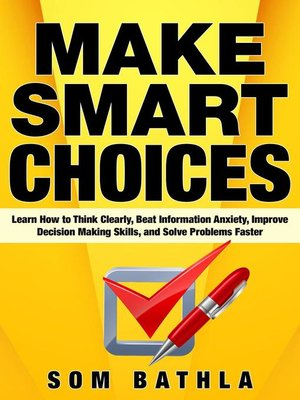 cover image of Make Smart Choices