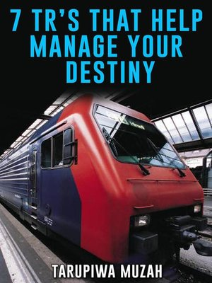 cover image of 7 TR's That Help Manage Your Destiny