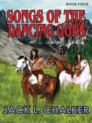 cover image of Songs of the Dancing Gods