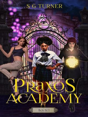 cover image of The Praxos Academy Box Set