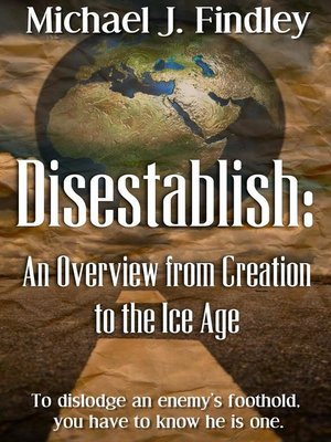 cover image of Disestablish