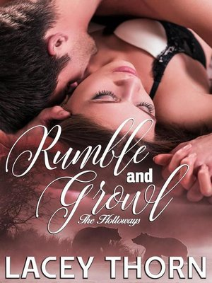 cover image of Rumble and Growl