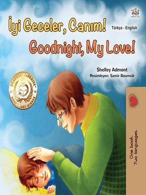 cover image of İyi Geceler, Canım! Goodnight, My Love!