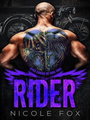 cover image of Rider (Book 3)
