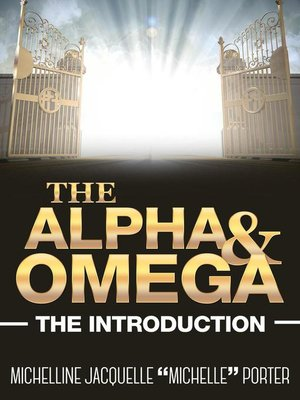 cover image of The Alpha and Omega