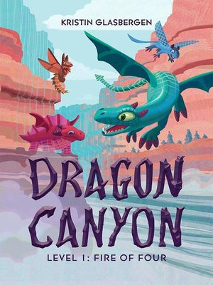 cover image of Dragon Canyon. Level 1