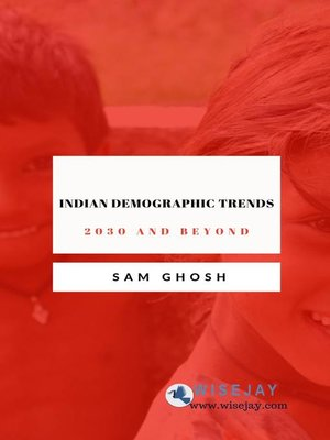 cover image of Indian Demographic Trends