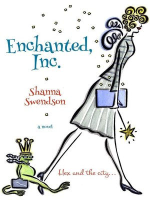 cover image of Enchanted, Inc., #1