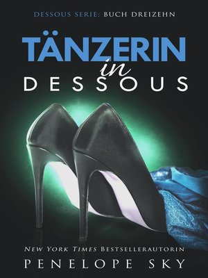 cover image of Tänzerin in Dessous