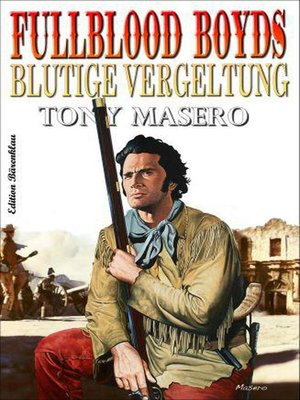 cover image of Fullblood Boyds blutige Vergeltung