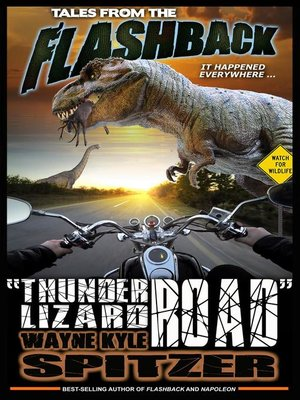 "cover image of ""Thunder Lizard Road"": Tales from the Flashback, #1"