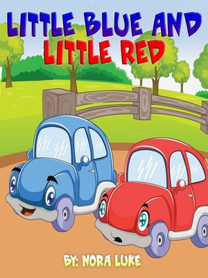 cover image of Little Blue and Little Red