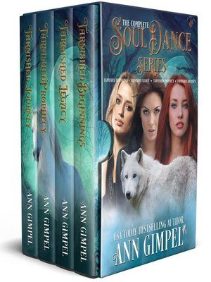 cover image of Soul Dance Collection, Books 1-4