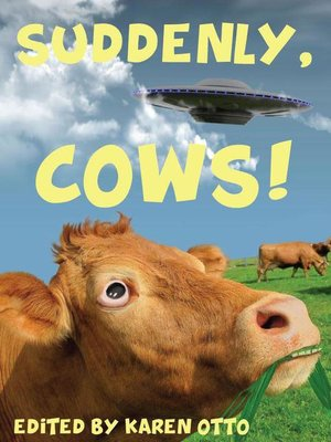 cover image of Suddenly, Cows!
