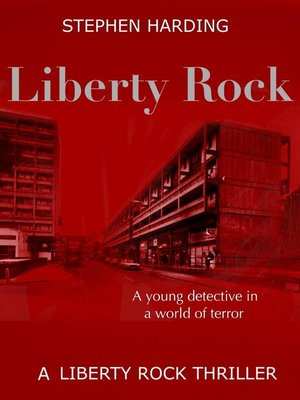 cover image of Liberty Rock