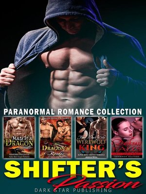 cover image of Shifter's Passion