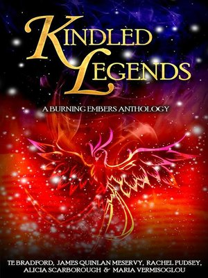 cover image of Kindled Legends