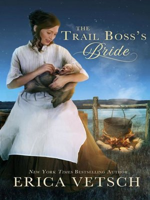 cover image of The Trail Boss's Bride