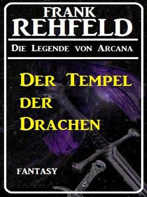 cover image of Der Tempel der Drachen