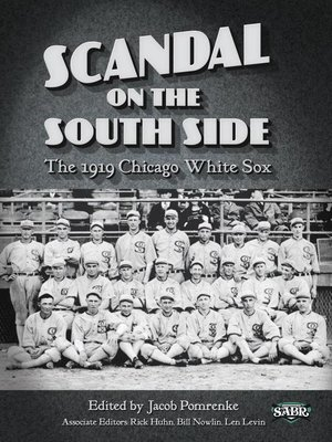 cover image of Scandal on the South Side