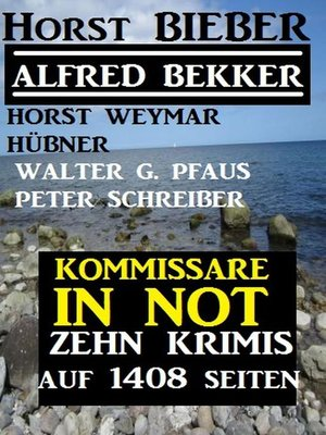 cover image of Kommissare in Not