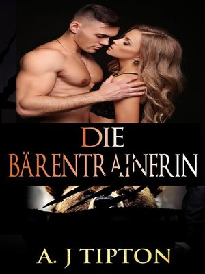 cover image of Die Bärentrainerin