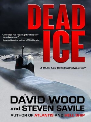 cover image of Dead Ice- a Dane and Bones Origins Story