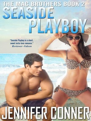 cover image of Seaside Playboy