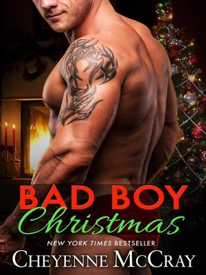 cover image of Bad Boy Christmas