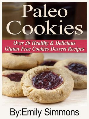 cover image of Paleo Cookies Sweet Tooth Cravings Sorted
