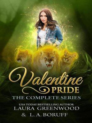 cover image of Valentine Pride