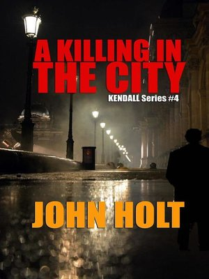 cover image of A Killing in the City