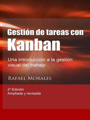 cover image of Gestión de Tareas con Kanban, 2a Ed
