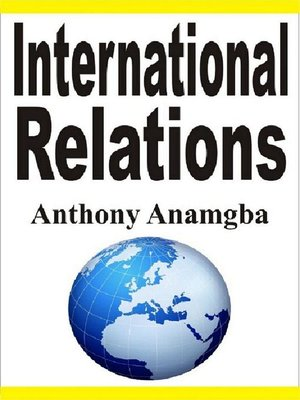 cover image of International Relations